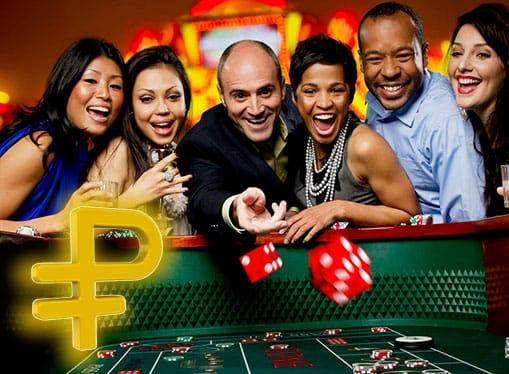 Выигрыш денег в казино