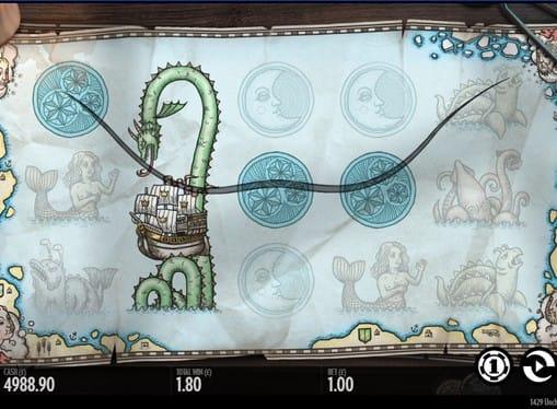 Онлайн игра 1429 Uncharted Seas