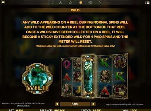 Дикие знаки в Skulls of Legend онлайн