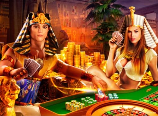 Игры Фараонов