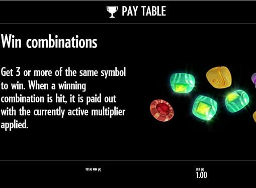 Правила игры в Well of Wonders онлайн